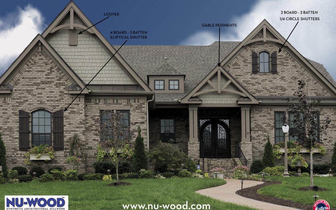 nu-wood house